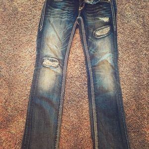 Rock Revival Alanis Boot cut jeans size 29